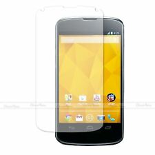 5x TOP QUALITY CLEAR SCREEN PROTECTOR DISPLAY FILM GUARD FOR GOOGLE LG NEXUS 4