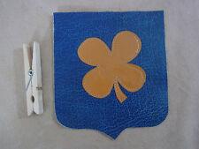 #12 / USAAF US nose Art leather patch FLIGHT JACKET Fliegerjacke Abzeichen