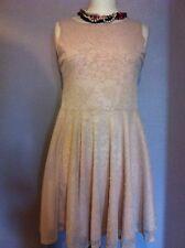 Cream Doll Dress Size 12