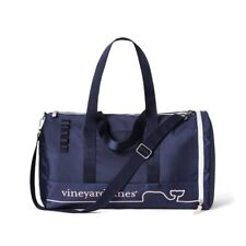 Vineyard Vines® for Target Whale Line Duffel Bag - Navy/Pink NEW W/TAG Exclusive