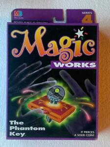 TENYO MAGIC WORKS THE PHANTOM KEY T-169 ZONE INFINITY