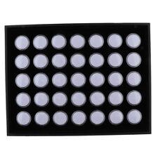 35 Grids Diamant Edelstein Display Box Aufbewahrungsbox Schmuck Schmuckbehälter