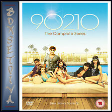 90210 THE COMPLETE SERIES - SEASONS 1 2 3 4 & 5  **BRAND NEW DVD BOXSET***