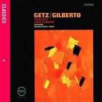 Stan Getz & Joao Gilberto - Getz/gilberto NEW CD