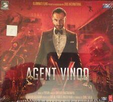 AGENT VINOD    - NEW BOLLYWOOD SOUNDTRACK CD - FREE UK POST