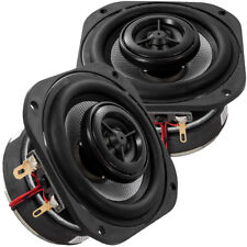 Audio System CO 80 EVO 8cm 2 Wege Koax Lautsprecher Paar 80mm Coax Speaker