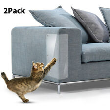 2PC Pet Scratch Guard Mat Cat Scratching Post Furniture Sofa Couch Protector AN