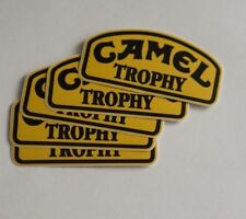 1/10 RC4WD Camel Trophy Sticker for Land Rover Defender RC Accessories