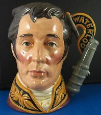 """Royal Doulton Character Jug - """"Duke Of Wellington"""" D6848 Style 1"""