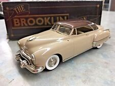 Brooklin Models (BRK73) 1/43 Scale - 1949 Oldsmobile 98 Holiday Coupe - MIB! NR