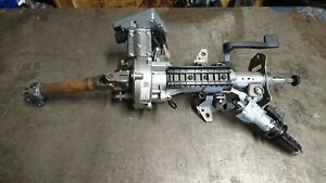 FORD FIESTA MK8 2018 - 2021  ELECTRIC POWER STEERING COLUMN WITH KEY H1BC3D077DG
