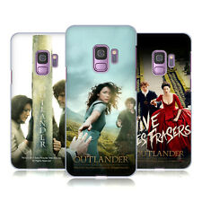 OFFICIAL OUTLANDER KEY ART HARD BACK CASE FOR SAMSUNG PHONES 1