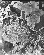 Photo 1944 Sky View - Auschwitz Birkenau Extermination/Concentration Camp