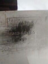 Fluid Controls 1sa13 F6 30s Hydraulic Manifold Valve Block