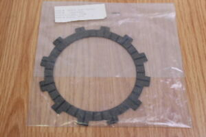 NEW 1981-1988 HUSQVARNA WR430 Clutch Drive Plate Friction Disk