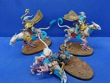 3 Vanguard Palladors der Stormcast Eternals GUT BEMALT