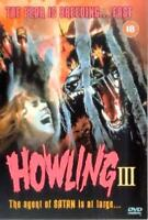 HOWLING III 3 PHILIPE MORA BARRY OTTO MAX FAIRCHILD IMOGEN ANNESLEY UK DVD NEW