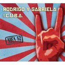Rodrigo y Gabriela - Area 52 [New CD] With DVD