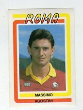 figurina CALCIO FLASH 1988 NUMERO 226 ROMA AGOSTINI