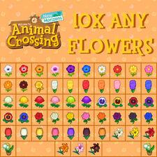 Animal Crossing: New Horizons 10x Any Flowers (Hybrids!)