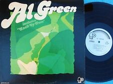 Al Green US Reissue LP Back up train NM '72 Bell 6076 Memphis soul