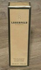 NEW KARL LAGERFELD LAGERFELD CLASSIC EDT SPRAY 1 FL OZ MEN 1