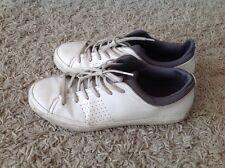 Zara Men White Trainers Size Uk 8 Eur 42