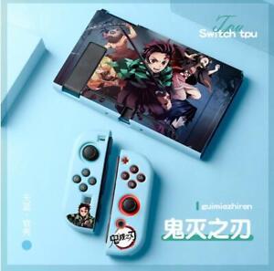 Demon Slayer: Kimetsu no Yaiba Anime Hülle Schutzhülle Hardcover Case Für Switch