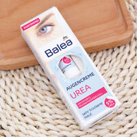 Balea Eye-Contour Cream for With 5 % UREA for Very Dry Skin & Wrinkle 15 ml