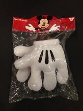 New Disney Parks Mickey Mitts Plush Child's Costume Gloves Minnie Goofy Hands