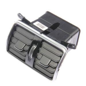 Chrome Rear Air Vent Outlet Assembly Fit For VW Passat B6 3C2 3C5 R36