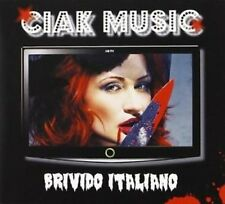 Brivido Italiano: (Sealed CD) Morricone/Goblin/Cipriani