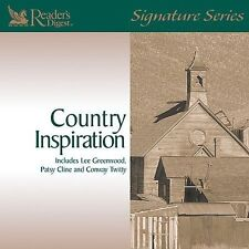 Various Artists : Country Inspirations (Readers Digest Sig CD