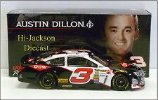 AUSTIN DILLON 2014 #3 DOW AUTOMOTIVE NASCAR DIECAST ROOKIE RACE CAR 1/24