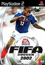 Fifa Soccer 2002 PLAYSTATION 2 (PS2) Sports (Video Game)