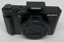 Sony Cyber-shot DSC-HX80 18.2 MP Digital Camera - Black READ