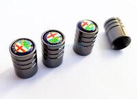Logo-Rad Reifen Luft Ventil Stiele Caps Staubschutz Autozubehör für Alfa Romeo