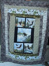 Eagle lap quilt kit