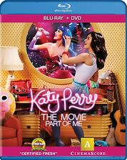 Katy Perry: Part of Me (Blu-ray/DVD, 2012, 2-Disc Set)