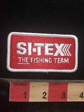 SI-TEX - The Fishing Team Patch 77Z3