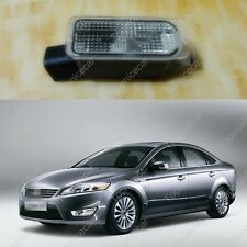 1Pcs Number License Plate Light w/Bulb Holder For Ford Mondeo Mk4 2007-2010