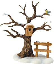 M I Hummel Winter Tree Miniature Figurine NIB 827971 Winter NEW IN BOX
