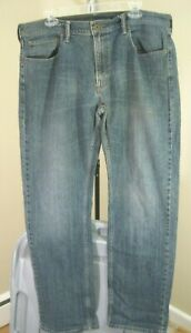 Levi's 559 Classic Blue 38in x 32in Jeans
