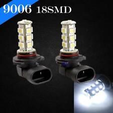 9006 HB4 Xenon LED 18 SMD White 6000K Headlight 2x Light Bulb #Lb2 Low Beam