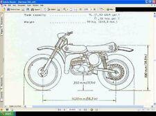 MONTESA 360 CAPPRA VB OPERATIONS & PARTS MANUAL for Motorcycle Service & Repair