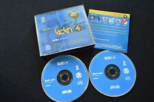 KIX FM KICKIN 4 RARE 2 X CD! DJ BOBO USURA DATURA OUTHERE BROTHERS FOXTER JK