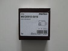 Merten MEG6910-0016 KNX-USB-Modul. Neu.