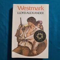 SIGNED 1st - Westmark - Newberry medal Lloyd Alexander HC DJ in mylar protector