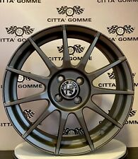 """Cerchi in lega Alfa Romeo Mito 145 146 155 da 17"""" NUOVI OFFERTA SUPER PREZZO TOP"""