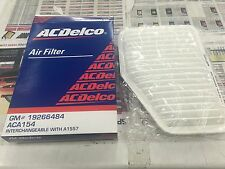 VE V6 & V8 Air Filter Ac Delco 19266484